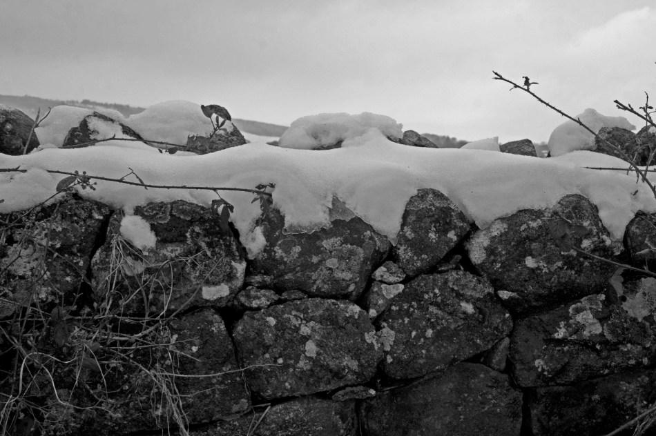 Snow mantle