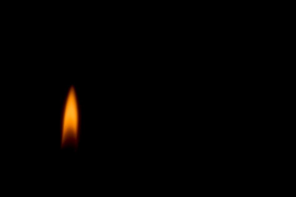 #333 - Pinhole flame