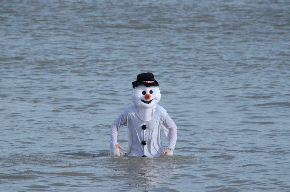 I'm frozen