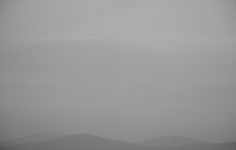 In the haze