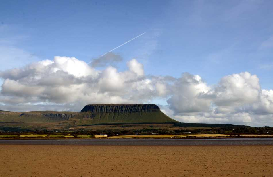 Over Ben Bulben's Head