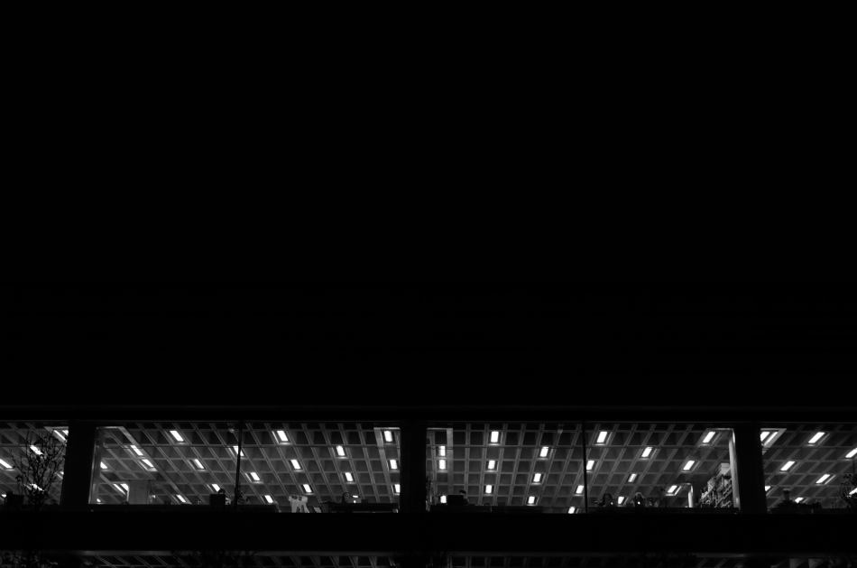 UCD at night3