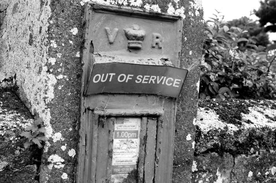 #207 - Out of Service (25-07-16)