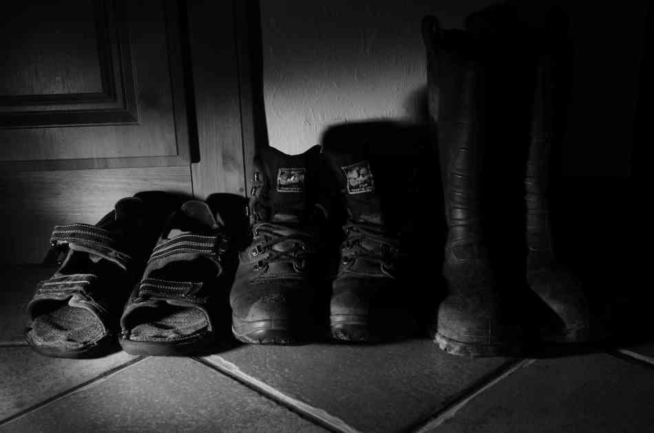 #208 - Summer footwear (26-07-16)